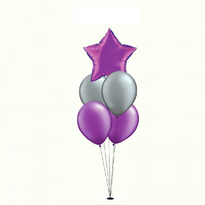 Mixed Balloons (Helium Filled) - Balloon Bouquet Melbourne delivery