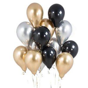 Graduation Balloon Bouquet - Graduation Balloons Melbourne